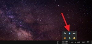 Fix Bluetooth Icon Doesn't Appears on the Taskbar