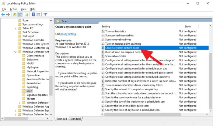 How to Automatically Create Restore Point Every Day in Windows