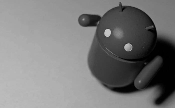 Android Black White