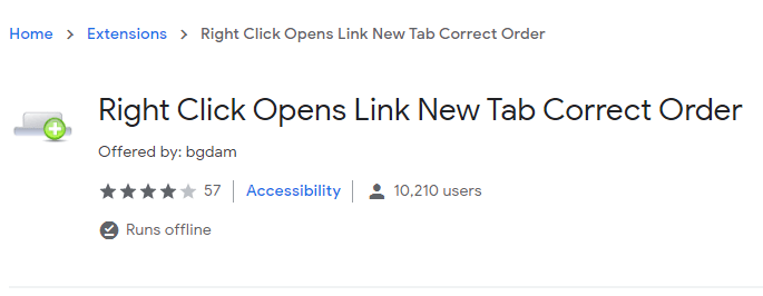 Right click opens link new tab - 3 Easy Ways to Open Link in New Tab in Google Chrome PC 9