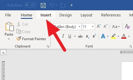 Insert menu Word - How to Create a Straight Line in Microsoft Word Effortlessly 5