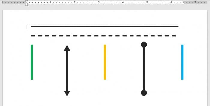 Lines in Microsoft Word - How to Create a Straight Line in Microsoft Word Effortlessly 9