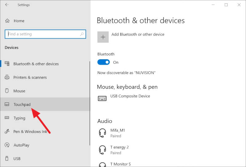 Touchpad - How to Disable Touchpad in Windows 10 Laptop 9