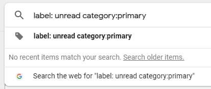 Unread primary Gmail - How to Find Unread Emails in Gmail: 3 Ways 13
