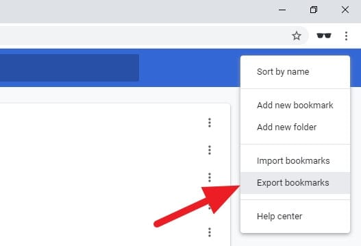 export bookmarks - How to Export Chrome Bookmarks to a Flash Drive 5