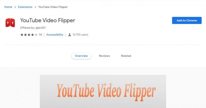 Youtube Video Flipper 1 - How to Flip Youtube Video Horizontally 5