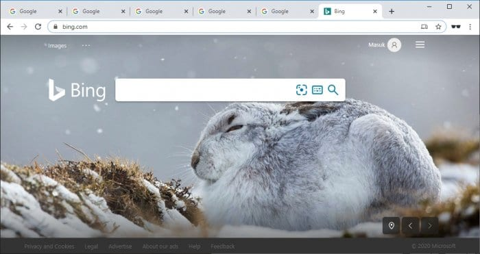 chrome tabs - How to Merge Two Chrome Windows with Multiple Tabs 5