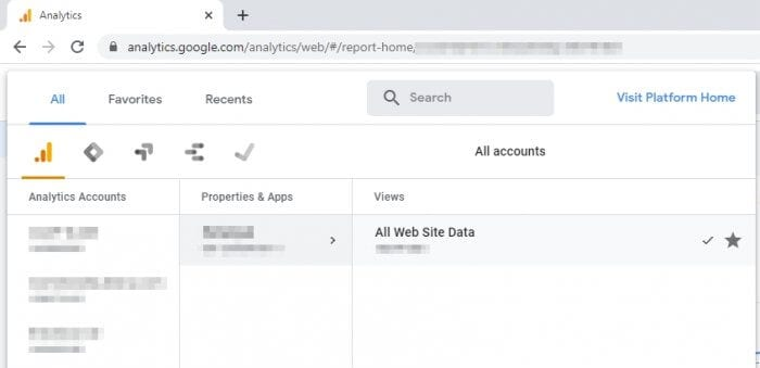 Google Analytics - How to See How Many Visitors Per Month on Google Analytics 5