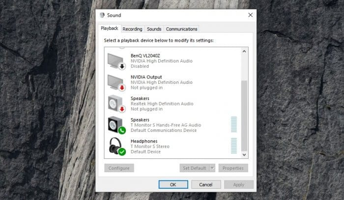 Windows 10 legacy sound settings - How to Access Windows 10 Legacy Sound Setting 3