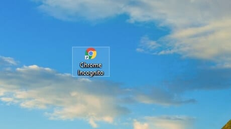 chrome incognito 5 - How to Create Chrome Incognito Mode Shortcut on Desktop 11