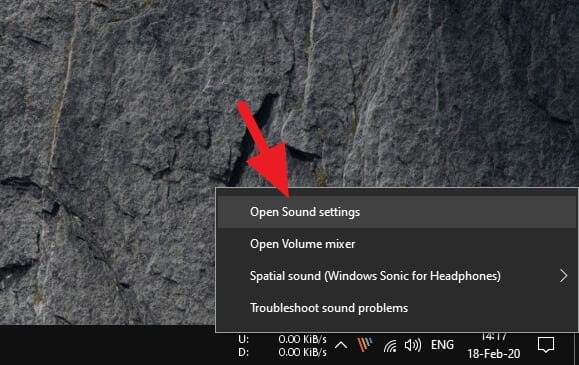 open sounds settings - How to Access Windows 10 Legacy Sound Setting 5