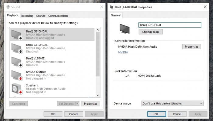 sound properties - How to Access Windows 10 Legacy Sound Setting 11