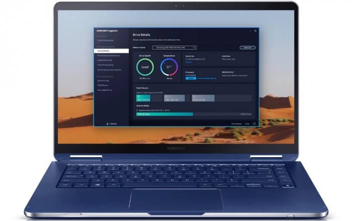 Samsung Magician - How to Enable Over Provisioning on Samsung SSD 5