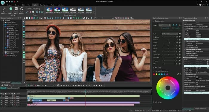 Video Editor - The Best Free Simple Video Editors for Beginner 3