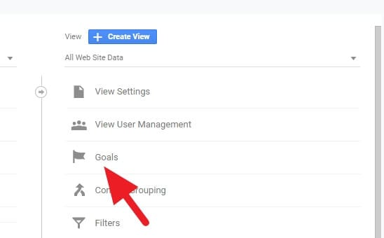 Goals - How to Add a New Goal on Google Analytics 9
