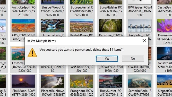 permanently delete files - How to Always Delete Files Permanently on Windows 3