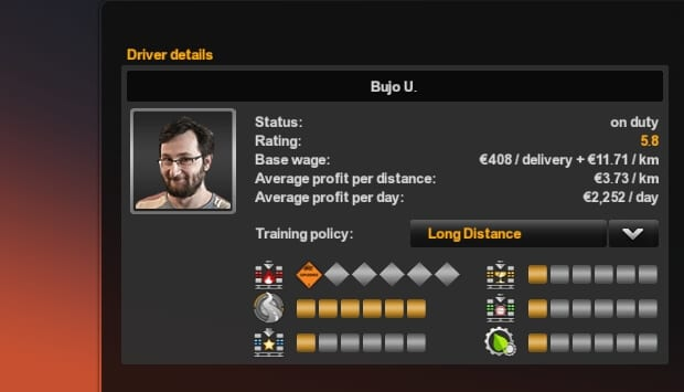 Training policy - 7 Tips Get Money Fast on Euro Truck Simulator 2 17