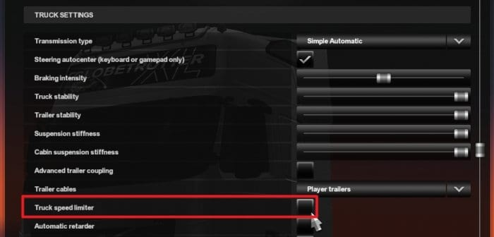 Truck speed limiter - How to Remove 90km/h Speed Limit on ETS 2 9