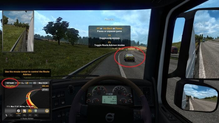 over speed limit police - How to Remove 90km/h Speed Limit on ETS 2 13