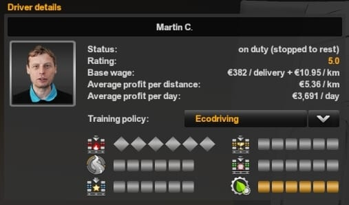 ETS 8 - Do Expensive Truck Increase Driver Income in ETS2? 15