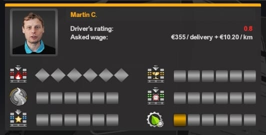 ETS2 1 - Do Expensive Truck Increase Driver Income in ETS2? 5