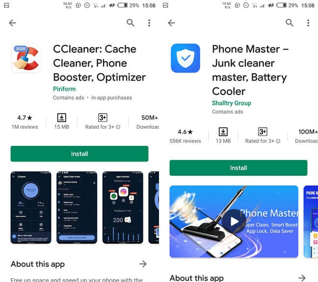 ccleaner phone master - 7 Proven Tips to Free More RAM on Android Phones 13