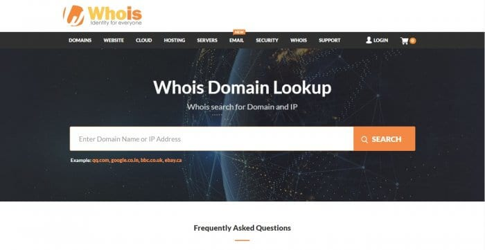 whois - How to Find Website Owner Name & Contact 7