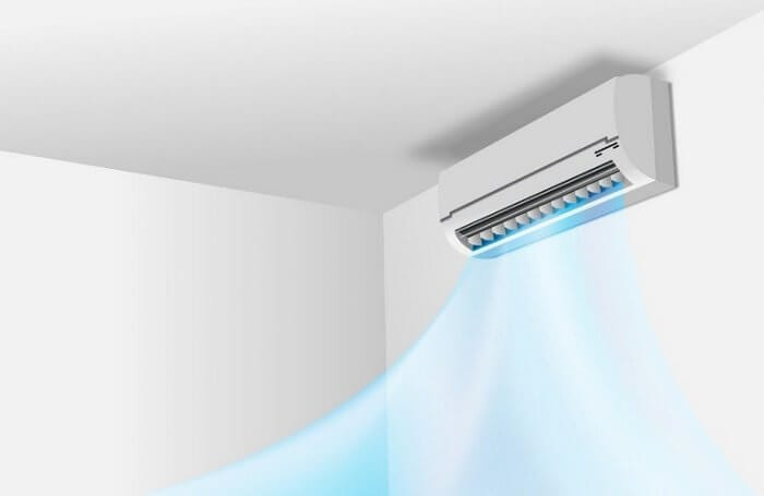 Air Conditioner - 5 Tips to Cool Down Your Overheat Laptop Quickly 9