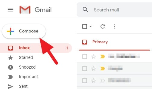 Compose - How to Send a Folder and Its Content Over Email 9