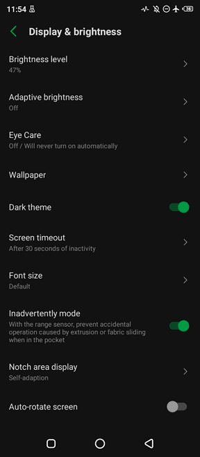Dark theme enabled - How to Enable Dark Mode on Android 10 9