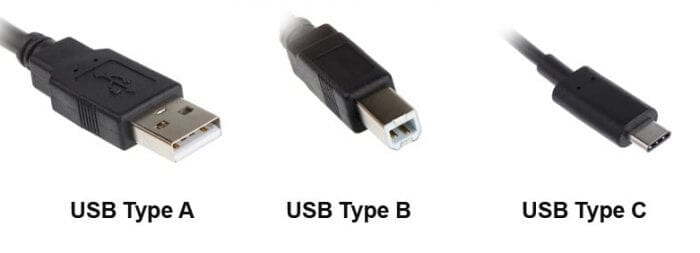 USB type A B C - How to Charge Laptop Through USB Port (Yes, Really!) 3