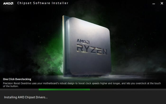 Installing AMD Chipset Drivers - How to Get AMD Ryzen Balanced Power Plan on Windows 10 13