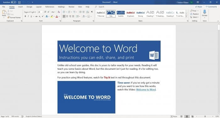 Microsoft Word Document - How to Make Microsoft Word Document to Landscape 5