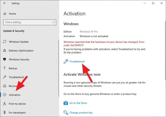 Troubleshoot Activation - How to Reactivate Windows 10 After Upgrading PC 9