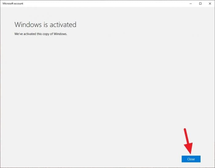 Windows is activated - How to Reactivate Windows 10 After Upgrading PC 15
