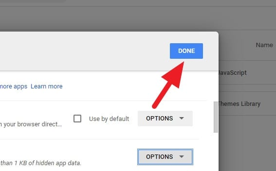 Done 2 - How to Disconnect Third-Party Apps from Google Drive 13