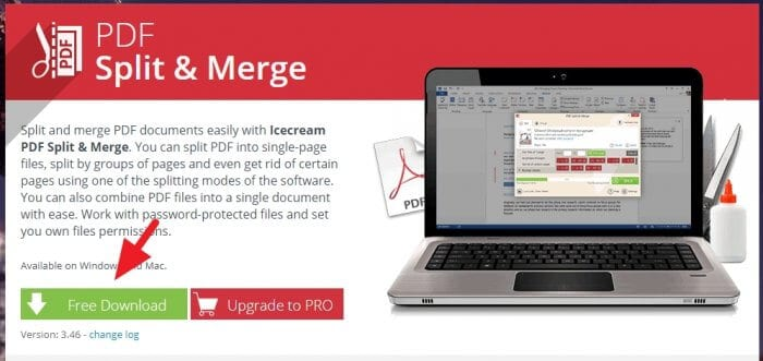 Free Download - How to Merge Multiple PDFs into One 5