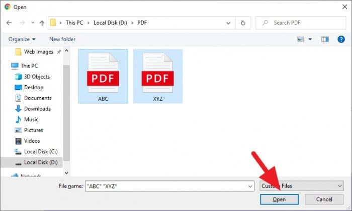 Open 3 - How to Merge Multiple PDFs into One 31