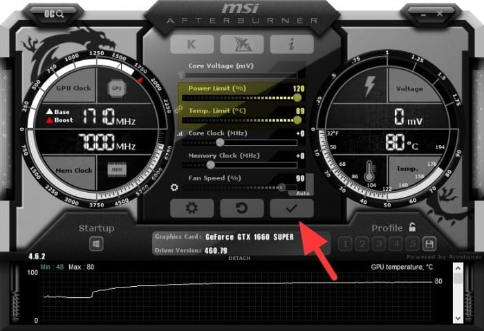 Power limit temp limit - How to Safely Overclock Your GPU for Higher Game FPS 11