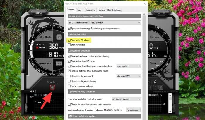 start with windows - How to Safely Overclock Your GPU for Higher Game FPS 23