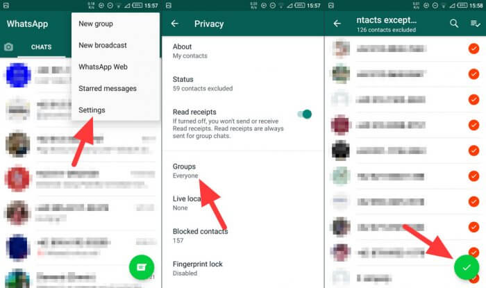 stop anyone from adding yout to whatsapp groups - How to Stop Everyone from Adding You to WhatsApp Group 1